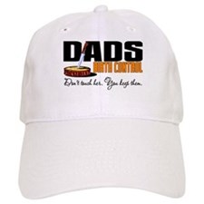 Dad's Birth Control Baseball Cap