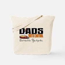 Dad's Birth Control Tote Bag