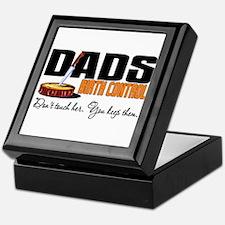 Dad's Birth Control Keepsake Box
