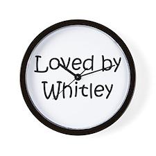 Cute Whitley Wall Clock