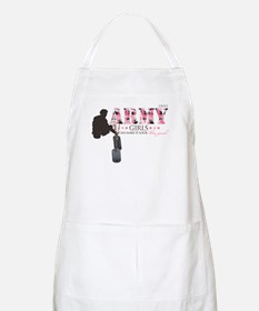 Army Girls (Make It Look Good) BBQ Apron