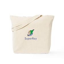 SuperRay Tote Bag