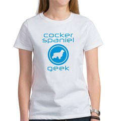 English Cocker Spaniel Women's T-Shirt
