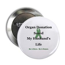 "Husband Transplant 2.25"" Button"