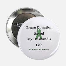 "Husband Transplant 2.25"" Button"