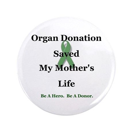 """Mother Transplant 3.5"""" Button"""