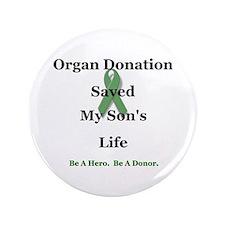 "Son Transplant 3.5"" Button"