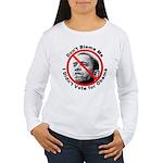 Anti Obama Don't Blame Me Women's Long Sleeve T-Sh