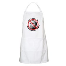 Anti Obama Don't Blame Me BBQ Apron