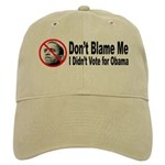 Anti Obama Don't Blame Me Cap