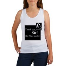 Thank You Sir Women's Tank Top