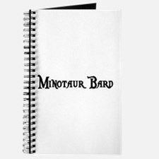 Minotaur Bard Journal