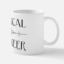 Chemical Engineer Line Mug