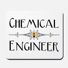 Chemical Engineer Line Mousepad