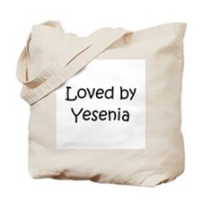 Unique Yesenia Tote Bag