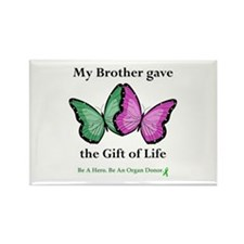 Brother Gift Rectangle Magnet (10 pack)