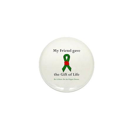 Friend Donor Mini Button (10 pack)
