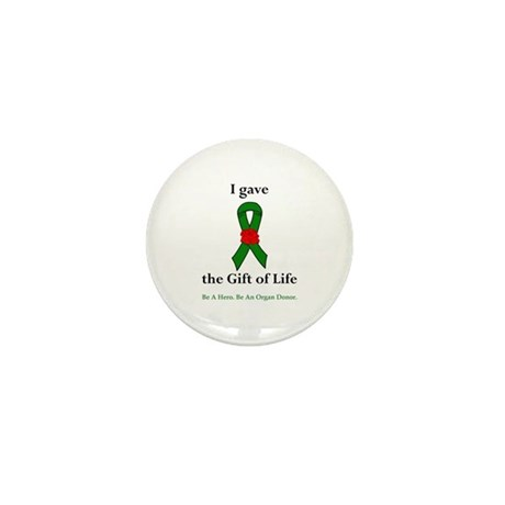 I Donor Mini Button (10 pack)