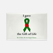 I Donor Rectangle Magnet (10 pack)