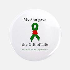 """Son Donor 3.5"""" Button"""