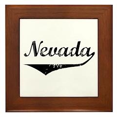 Nevada Framed Tile