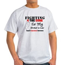 Fighting Lung Cancer T-Shirt