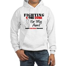 Fighting Lung Cancer Hoodie