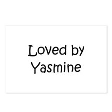 Cute Yasmin Postcards (Package of 8)