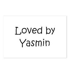 Unique Yasmin Postcards (Package of 8)