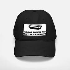 Ricer Muffler Baseball Hat