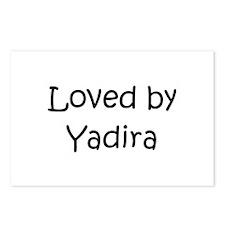 Cute Yadira Postcards (Package of 8)
