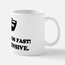 Ricer Muffler Mug