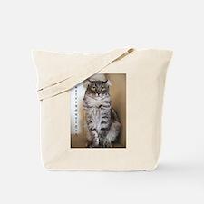 American Curl Tote Bag