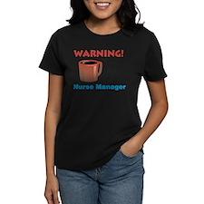 Caffeine Deprived Manager Tee