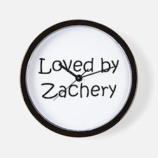 Cute Zachery Wall Clock