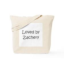 Funny Zachery Tote Bag