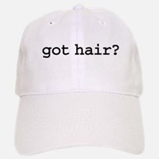got hair? Baseball Baseball Cap
