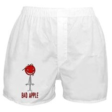 'Bad Apple' Boxer Shorts