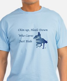 Just Ride - T-Shirt