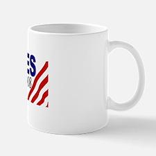 Fruit Flies for Obama Mug