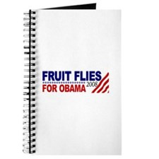 Fruit Flies for Obama Journal