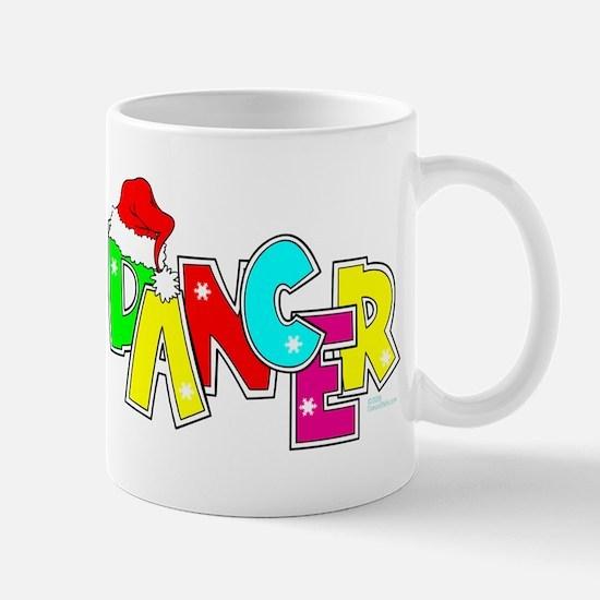 Christmas Dancer Mug