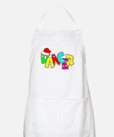 Christmas Dancer BBQ Apron