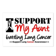 Support Lung Cancer Awareness Postcards (Package o