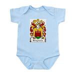 Grzymala Family Crest Infant Creeper