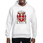 Hanski Family Crest Hooded Sweatshirt
