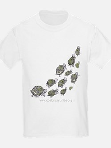 Turtle Illustration T-Shirt