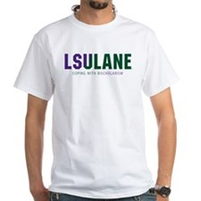 LSULANE Tagline Shirt