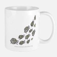 Turtle Illustration Mug