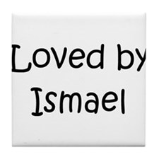 Cool Ismael Tile Coaster